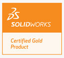 Solidworks Gold Partner Certified